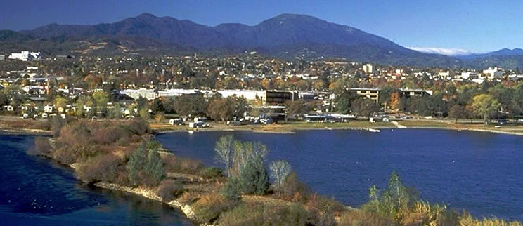 Redding City